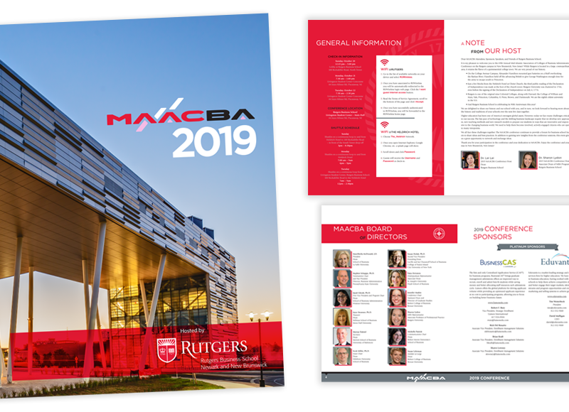 MAACBA 2019 at Rutgers Business School