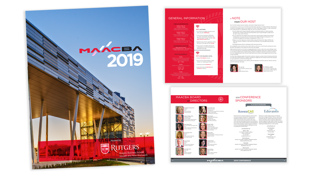 MAACBA 2019 at Rutgers Business School